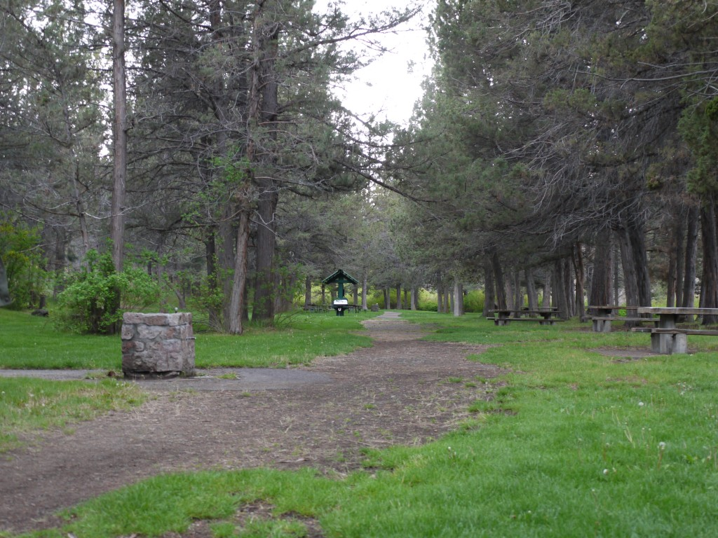 Bend Campground